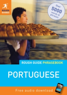Rough Guide Phrasebook: Portuguese, Paperback / softback Book