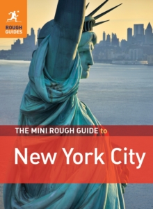 The Mini Rough Guide to New York City, Paperback Book