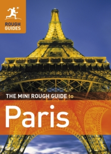 The Mini Rough Guide to Paris, Paperback Book