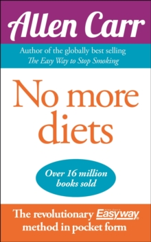 No More Diets, Paperback Book