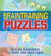 Brainttraining Puzzles, Paperback / softback Book