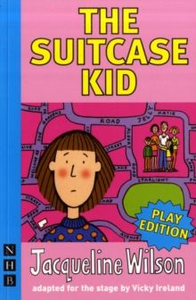 The Suitcase Kid, Paperback Book