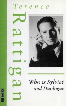 Who is Sylvia and Duologue, Paperback / softback Book