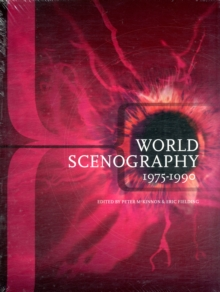World Scenography 1 : 1, Paperback Book