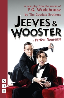 Jeeves and Wooster in 'Perfect Nonsense', Paperback Book