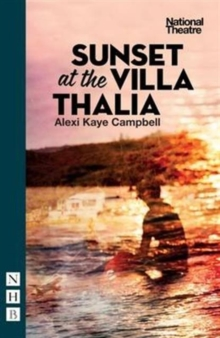 Sunset at the Villa Thalia, Paperback Book