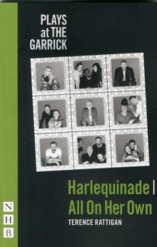 Harlequinade & All On Her Own, Paperback / softback Book