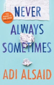 Never Always Sometimes, Paperback Book