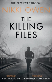 The Killing Files, Paperback Book