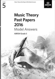 Music Theory Past Tests, Sheet music Book