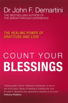 Count Your Blessings, Paperback Book