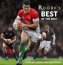Rugby's Best of the Best, Hardback Book