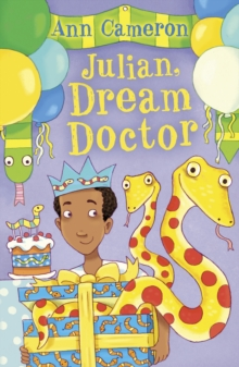 Julian, Dream Doctor, Paperback Book