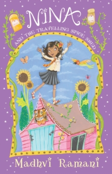 Nina and the Travelling Spice Shed, Paperback Book