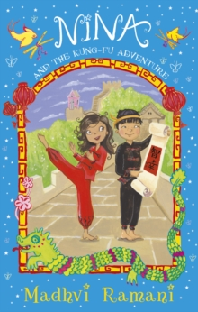 Nina and the Kung-Fu Adventure, Paperback Book