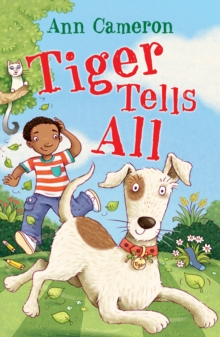 Tiger Tells All, Paperback Book