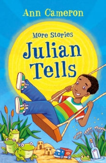 More Stories Julian Tells, Paperback / softback Book