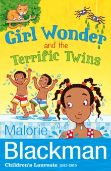 Girl Wonder and the Terrific Twins, Paperback Book