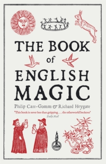 The Book of English Magic, Paperback Book
