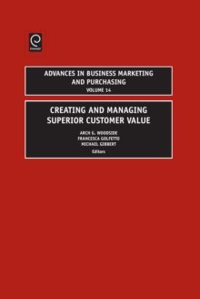 Creating and Managing Superior Customer Value, Hardback Book