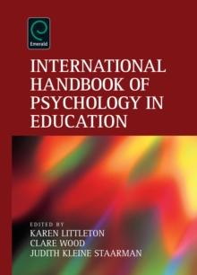 International Handbook of Psychology in Education, Hardback Book