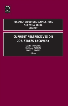 Research in Occupational Stress and Well being, Hardback Book
