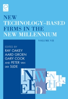 New Technology-Based Firms in the New Millennium : Production and Distribution of Knowledge, Hardback Book
