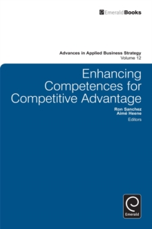 Enhancing Competences for Competitive Advantage, Hardback Book