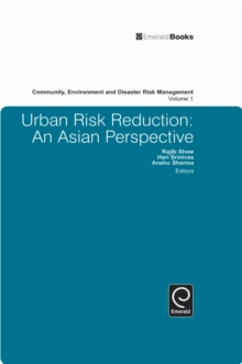 Urban Risk Reduction : An Asian Perspective, Hardback Book