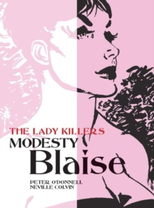 Modesty Blaise - the Lady Killers, Paperback Book
