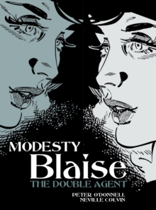 Modesty Blaise - the Double Agent, Paperback Book