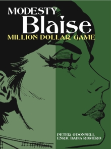 Modesty Blaise - Million Dollar Game, Paperback Book