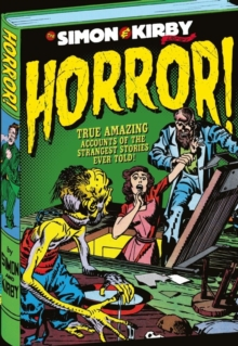The Simon and Kirby Library : Horror!, Hardback Book