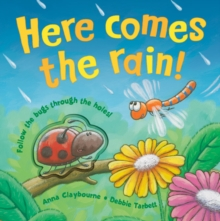 Here Comes the Rain!, Hardback Book