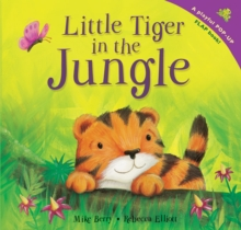Little Tiger in the Jungle, Hardback Book