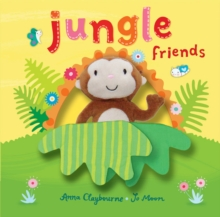 Jungle Friends, Hardback Book