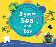 Jigsaw Sea and Toy, Board book Book