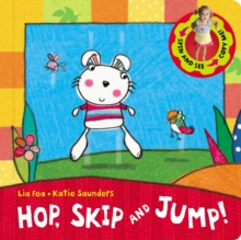 Hop, Skip and Jump!, Novelty book Book