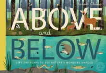 Above and Below, Novelty book Book