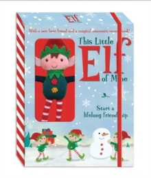 This Little Elf of Mine, Mixed media product Book