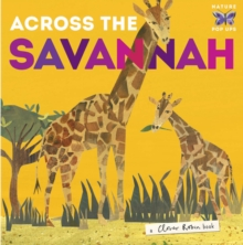 Across the Savannah, Novelty book Book