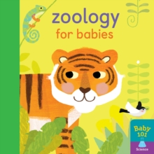 Zoology for Babies, Board book Book