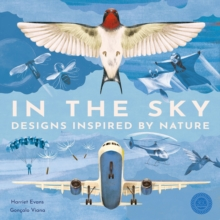 In the Sky : Designs inspired by nature, Hardback Book