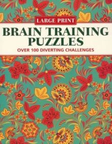 Elegant Braintraining Puzzles : Over 100 Diverting Challenges, Paperback / softback Book