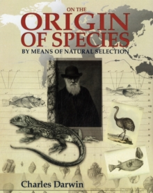 On the Origin of Species : By Means of Natural Selection, Hardback Book