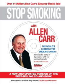 Stop Smoking with Allen Carr : A New and Updated Version of the Best-Selling CD and Book, Mixed media product Book