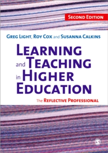 Learning and Teaching in Higher Education : The Reflective Professional, Paperback / softback Book