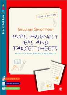 Pupil Friendly IEPs and Target Sheets : And Other Pupil-Friendly Resources, Paperback / softback Book
