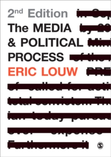 The Media and Political Process, Paperback Book