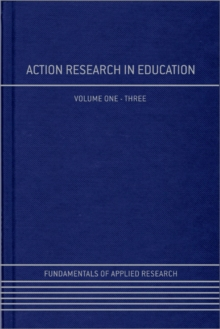 Action Research in Education, Hardback Book